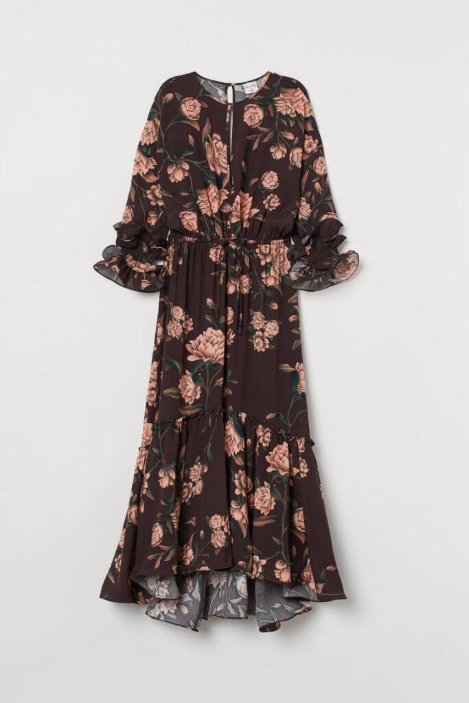 FLOARAL DRESS