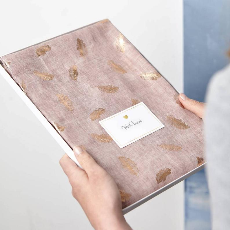 scarf gift boxes